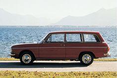 Audi 75 Variant von 1969