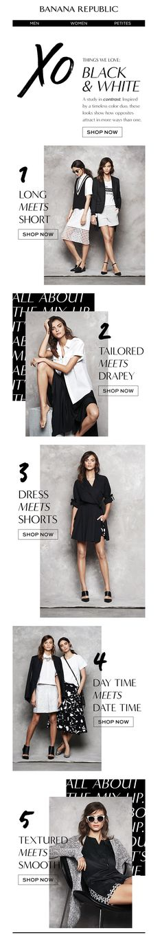 Banana Republic Email