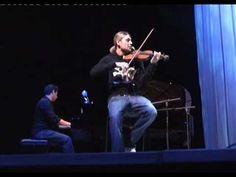 Child Prodigy and Violin Virtuoso DAVID GARRETT plays Music of the Night from Phantom of the Opera.