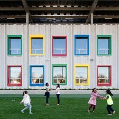 SOM designs first net-zero energy school in New York City on Staten Island
