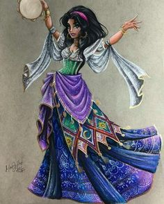 Gypsy Costume                                                                                                                                                                                 More