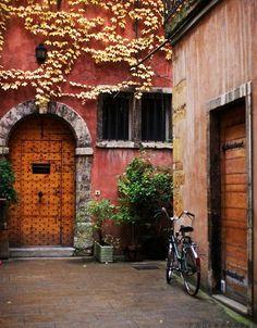 Courtyard   by Paul Barbera