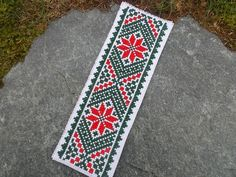 Bookmark traditional cross stitch pattern by CamisTheCrossStitch