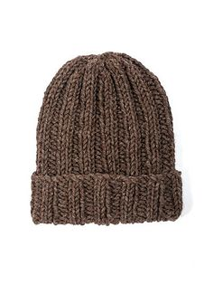 Ravelry  Big Beanie pattern by TOFT Knit Beanie Pattern e28a37b20de2