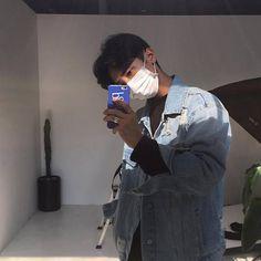 Imagen de boy, korean, and mask