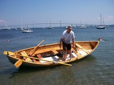 Raid Boat | WoodenBoat Magazine