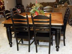 table chairs black like this black kitchen tableskitchen - Black Kitchen Tables