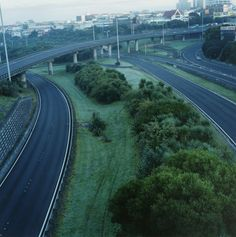 Fiona Amundsen, view From Grafton Road, Auckland, 13.06.1999, 7.45.