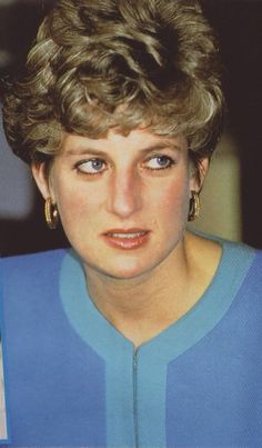 Princess Diana 1991