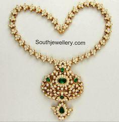 Elegant Diamond Necklace