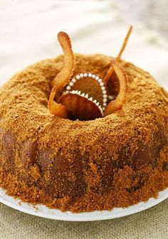 Star Wars food will never be the same after this Sarlacc Bundt Cake.