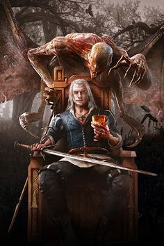The Witcher wallpaper for iPhone pack - iWallpaper The Witcher Geralt, Witcher Art, Ciri, Netflix Series, Tv Series, Witcher Wallpaper, Danse Macabre, Fantasy Movies, Fantasy Art