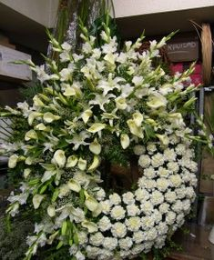 Funeral Floral Arrangements, Tropical Floral Arrangements, Church Flower Arrangements, Beautiful Flower Arrangements, Beautiful Flowers, Casket Flowers, Altar Flowers, Church Flowers, Funeral Flowers