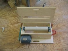 V-Drum Sander with Accessories