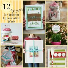 12 Teacher Appreciation Gifts for Preschool and Daycare