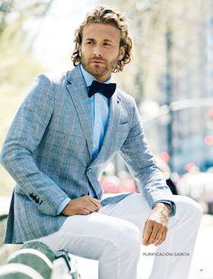 Brad Kroenig Models Sportswear for El Palacio de Hierro image Brad Kroenig Model 002