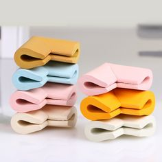 8pcs Soft Baby Safe Corner Protector Table Desk Guard