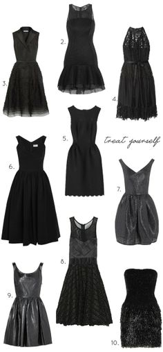 Little Black Dresses For Each Zodiac Sign Peachmint