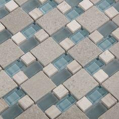 Matrix Grey Mosaic Better Bathrooms per sheet Better Bathrooms, Amazing Bathrooms, Mosaic Tiles, Grey, Tiles, Mosaic Pieces, Gray