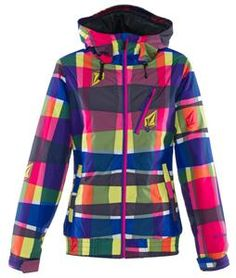9ef940f491 On Sale Volcom Panorama Insulated Snowboard Jacket - Womens 2014. FREE  shipping over  50.