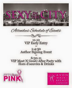 multitaskingmomma : Sexy in the City Author Event Times Square with Jenna Galicki & The Hype PR
