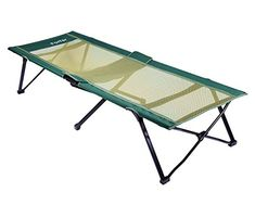 Forfar Camping Bed Portable Lightweight Foldable bed Folding Camping Bed and Cot 75 InchGreen ** Click image for more details.