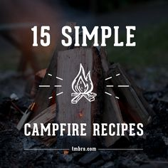 Camping dishes are excellent method to have scrumptious and healthy meals while camping. Many camping and outdoors websites have camping dish concepts and also have locations where you can share your favorite outdoor camping recipe with other campers. Easy Campfire Meals, Best Camping Meals, Camping Dishes, Campfire Food, Backpacking Food, Camping And Hiking, Campfire Recipes, Camping Ideas, Camping Foods