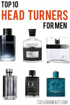 Find out the best top 10 head turner perfumes for men. Long lasting fragrances and most popular colognes. Best Perfume For Men, Best Fragrance For Men, Best Fragrances, Top 10 Men Perfume, Top Fragrances For Men, Ideas Avon, Versace Men Cologne, Best Mens Cologne, Top 10 Men's Cologne