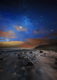 Stones and the Stars ... Northern Ireland | by Marius Kasteckas on 500px