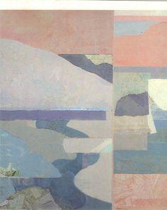 Kenzo Okada Kasaner Painting Museum Postcard by MyVeryOwnMuseum, $6.00