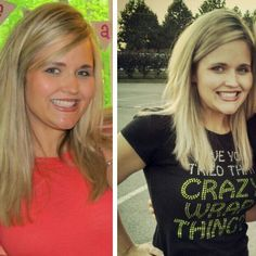 My face has changed so much since starting in May! www.momthatwraps.com