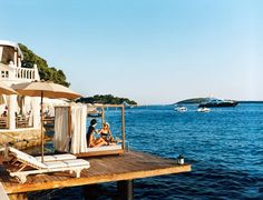 Hvar, Croatia, is still relatively undiscovered, but Ivanka Trump has hung out at its Bonj les Bains, built in the 1930s and the country's most expensive beach club.