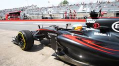 Fernando Alonso (ESP) McLaren MP4-30 at Formula One World Championship, Rd7, Canadian Grand Prix, Practice, Montreal, Canada, Friday 5 June 2015. © Sutton Motorsport Images