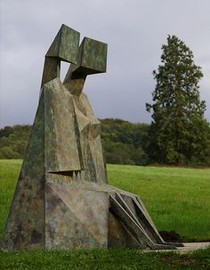 Lynn Chadwick Sculpture Park, Stroud | Flickr - Photo Sharing!