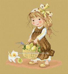 Buy+Zoe's+Pears+Basket+Chart+Online+at+www.sewandso.co.uk