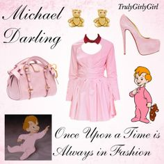 Michael Darling outfit - by trulygirlygirl