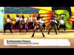 ZUMBA - Can't stop the feeling - by Arubazumba Fitness - YouTube