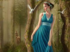 I got: Persephone, Goddess of the Underworld! What Greek Goddess Are You?