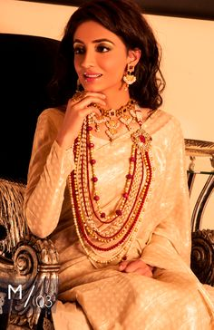 Latest Keepsakes By Reem Jewellery Collection 2014 Darbar for Women (1)