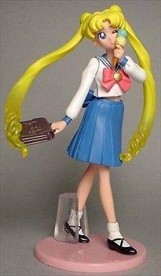 Bandai Sailor Moon Sailormoon HG 5 Figure Sailor moon Tsukino Usagi. $35.99.