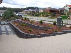 Show me your retaining walls!
