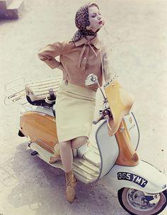 Advertisement for Daks, Vogue 1961 -  Norman Parkinson