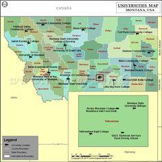 US Map Best Universities In USA Studies Pinterest Top - Best us universities map