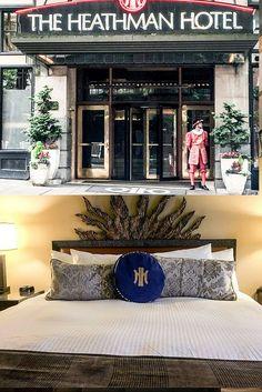 The Heathman Hotel Ghosts Book And 50 Shades Of Grey Downtown Portland Weddingsunique