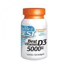 Best Vitamin D-3 5000IU