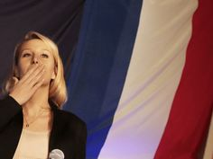 Once Rock Star of French Right, Marion Le Pen Announces She Is Quitting Politics - Breitbart