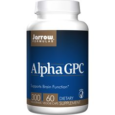Alpha GPC 300, 300 mg 60 Veg Caps  Book Your Order On WhatsApp Now: +971559989729  #UAESupplements