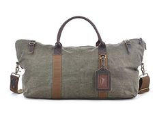 Canvas Duffel Bag  60404  c2a41352b2d37