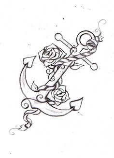 """I want this as a tattoo! And say """"we all have this hope as an anchor for the soul"""" <3"""