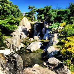 Jardín japonés. Buenos Aires
